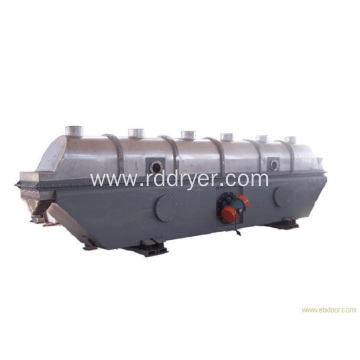 High Throughput Vibrating Fluid Bed Dryer Machine
